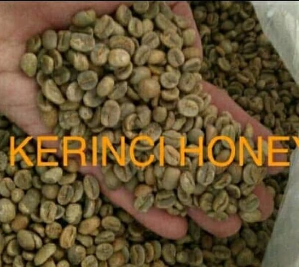 ARABICA KERINCI HONEY GREEN BEAN GRADE 1