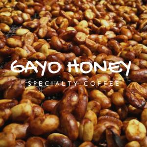 honey coffee bean