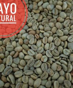 Natural gayo coffee beans
