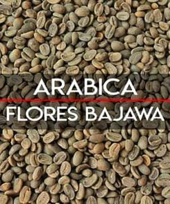 Specialty Bajawa arabica coffee