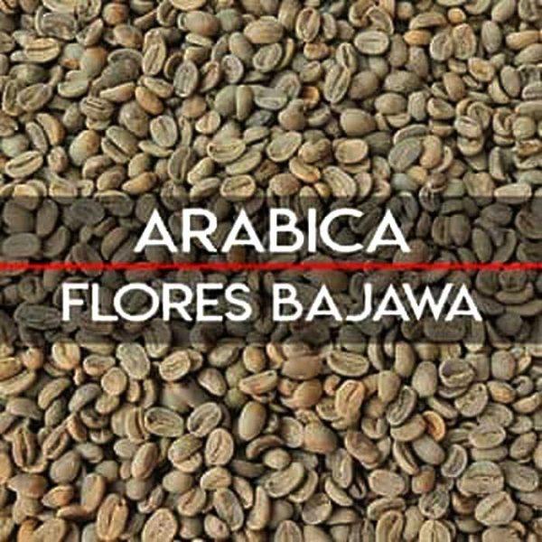 Specialty Bajawa arabica coffee