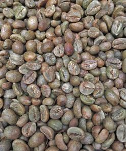 Java robusta coffee beans